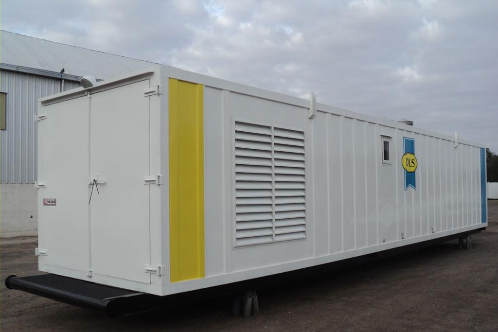 Container type | Industrias 9 de Julio
