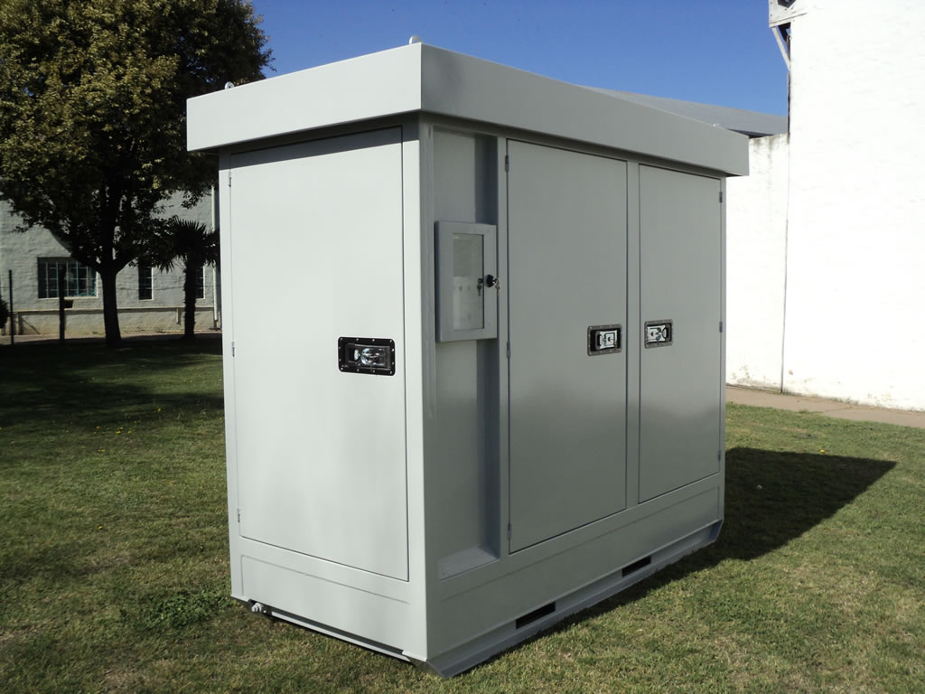 Shelters eléctricos | Industrias 9 de Julio